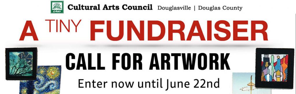 A Tiny Fundraiser 2018: Call for artwork
