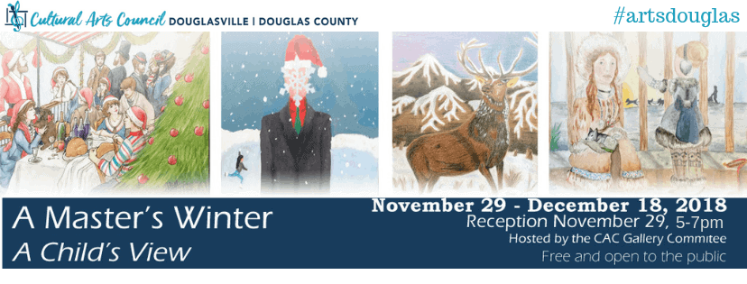 Douglas County Schools - A Master's Winter: A Child's View