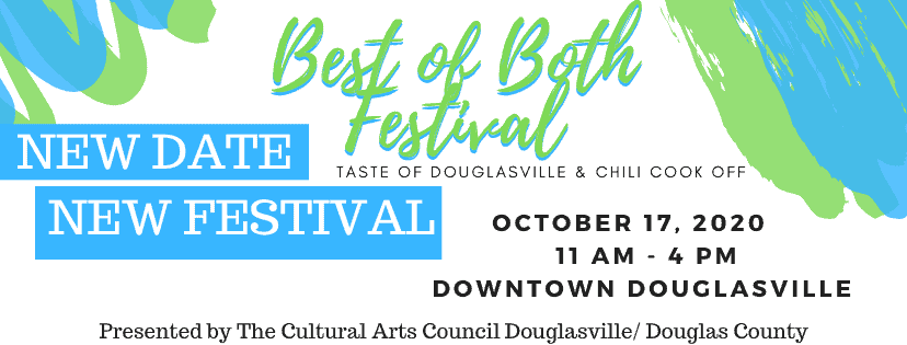 Best of Both - Where Taste of Douglasville meets Chili Cook-Off
