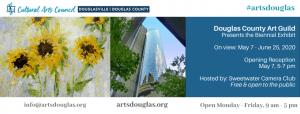 Douglas County Art Guild Biennial Exhibit @ Cultural Arts Council Douglasville/ Douglas County