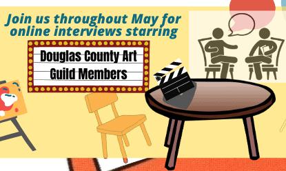 Biennial Douglas County Art Guild Exhibit
