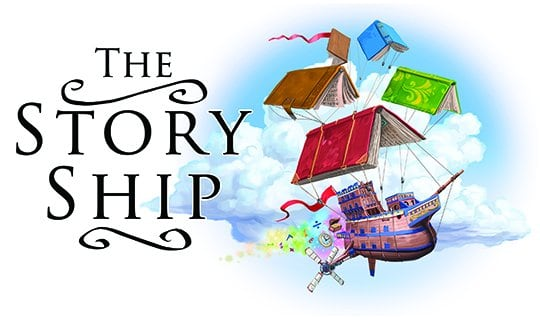 "The Story Ship's ""Wand of Dreams"" Family ARTSventure!"