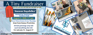 Sweetwater Camera Club Summer Popsicles Fundraiser reception