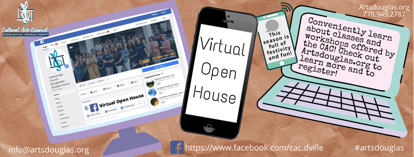 Virtual Open House!