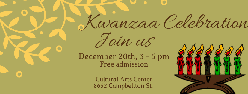 The Kwanzaa Experience presented by DC Connection