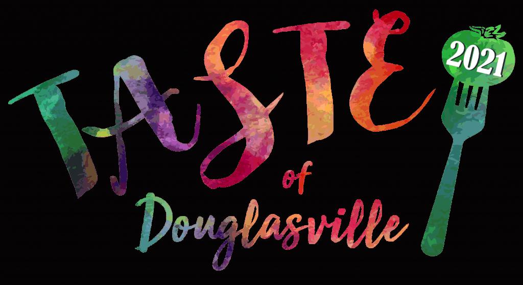 Taste of Douglasville Tasting Booklets
