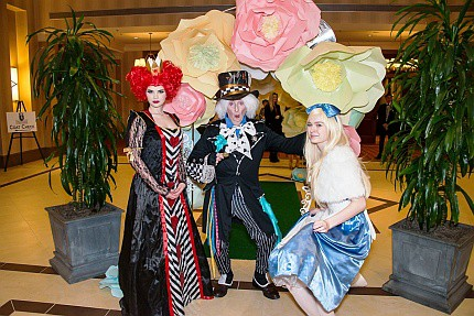 Gala 2016 - Mad Hatter's Dinner Party