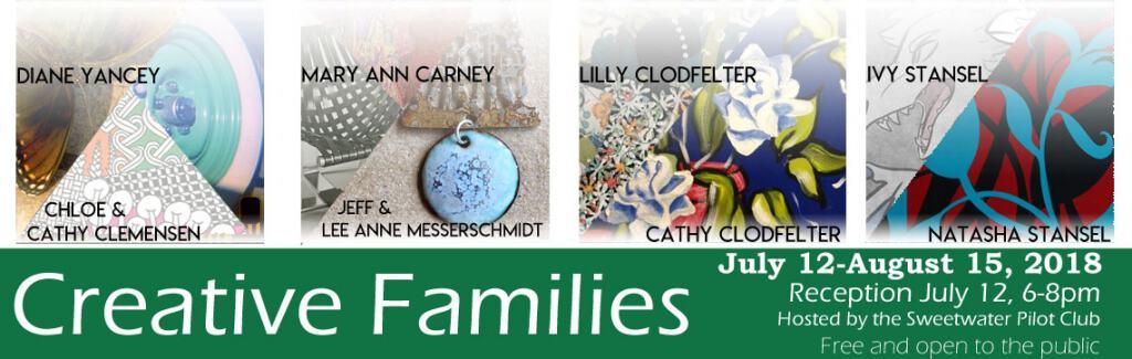 Exhibit: Creative Families