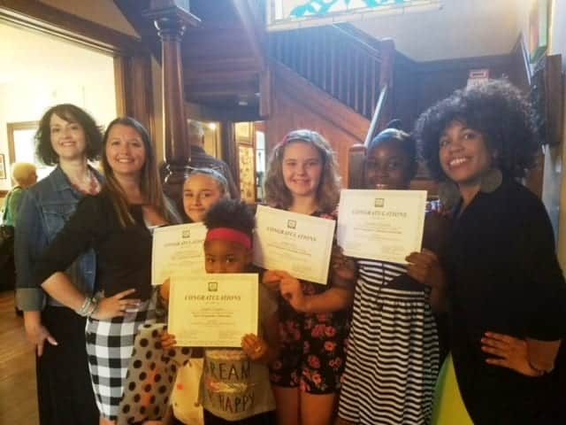 CAC awards full scholarships to attend Summer Art Camp