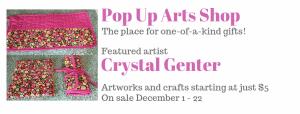 Pop Up Arts Shop: It's a Family Affair @ Cultural Arts Council of Douglasville/ Douglas County