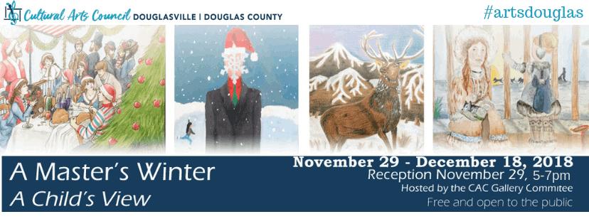 Douglas County Schools - A Master's Winter: A Child's View