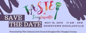 Taste of Douglasville 2019 @ Downtown Douglasville