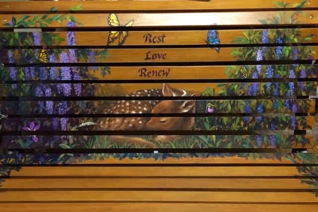 Public Art Flourishes in the Butterfly Garden Trail