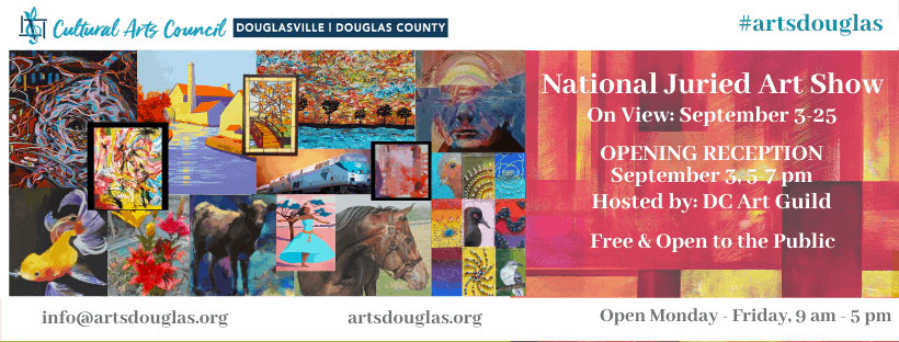National Juried Art Show Exhibit 2020