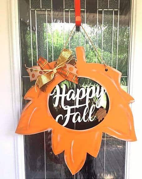 Leaf Door Hanger