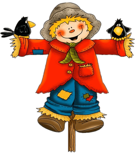 2nd Annual Scarecrow Contest