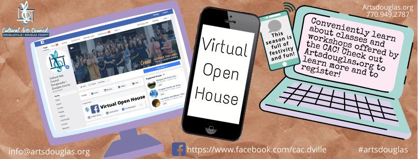 Virtual Open House!