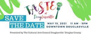 Taste of Douglasville 2021 @ Downtown Douglasville