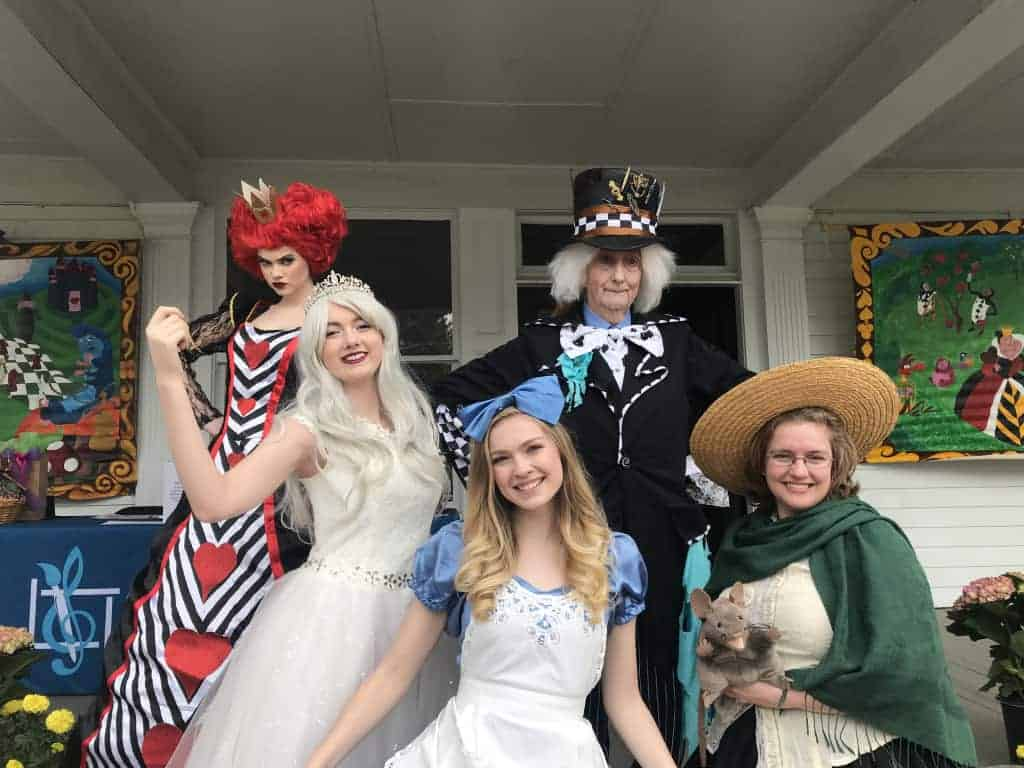 Mad Hatter's Tea Party 2021