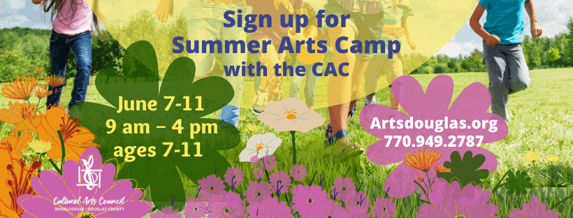 Summer Arts Camp with the CAC