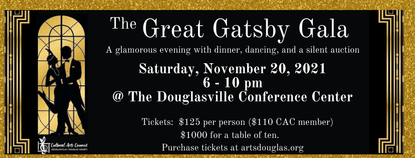 """CAC Annual Gala & Auction """"The Great Gatsby"""""""