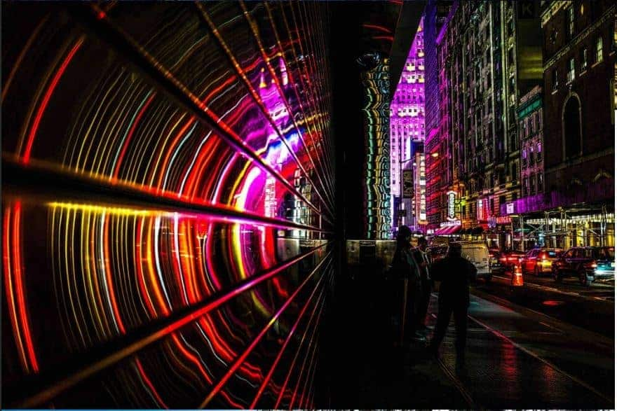 Tunnels of Light - A Photography Exhibit
